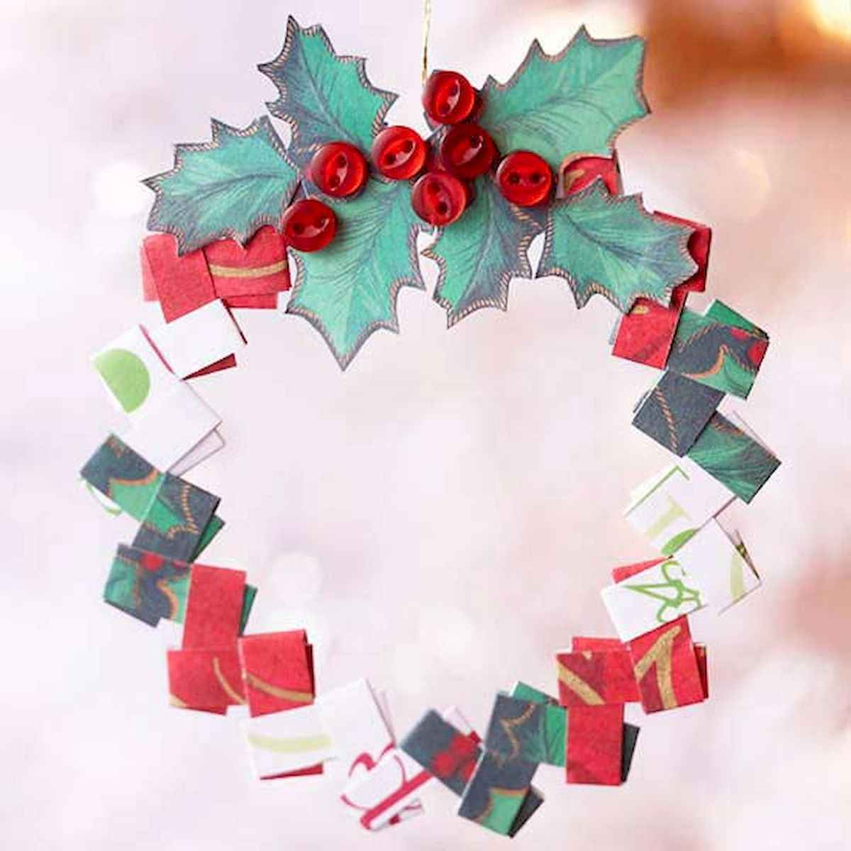 50 Creative DIY Christmas Decor Ideas And Design (12)