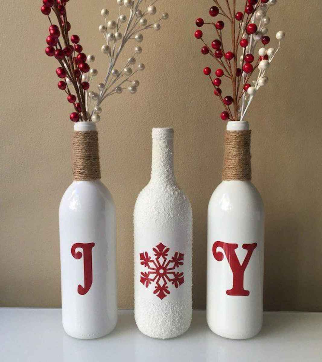 50 Creative DIY Christmas Decor Ideas And Design (26)