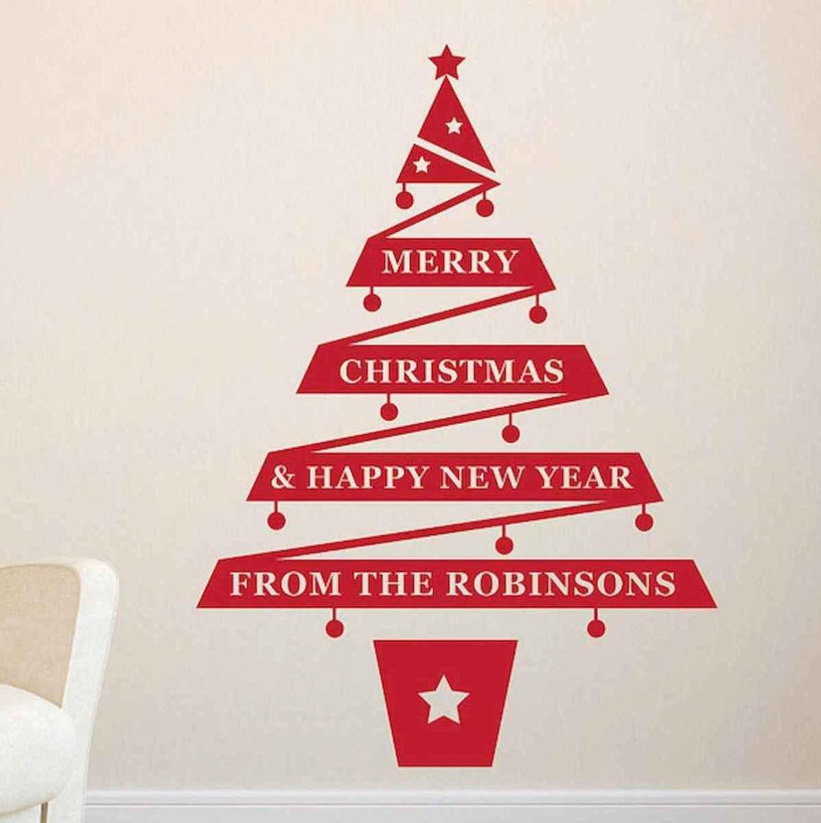 50 Creative DIY Christmas Decor Ideas And Design (39)