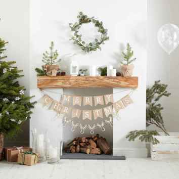 60 Best Farmhouse Christmas Decorating Ideas And Makeover (26)