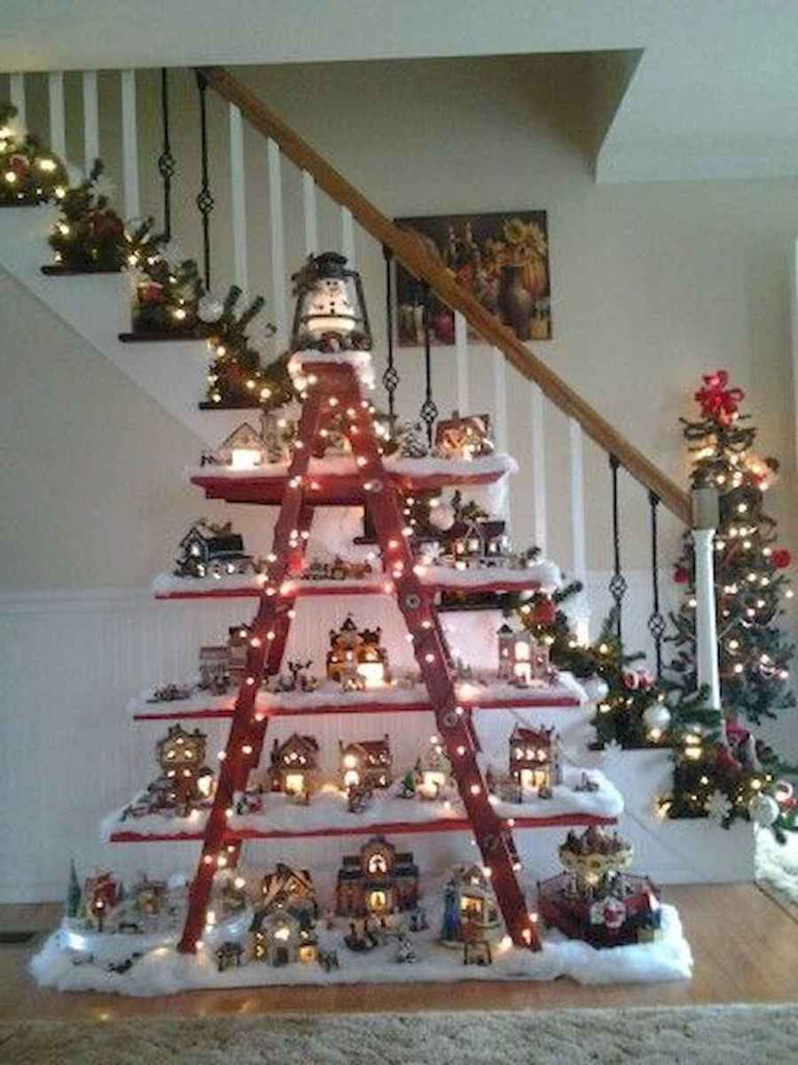 70 Best Christmas Lights Apartment Decorating Ideas And Makeover (19)