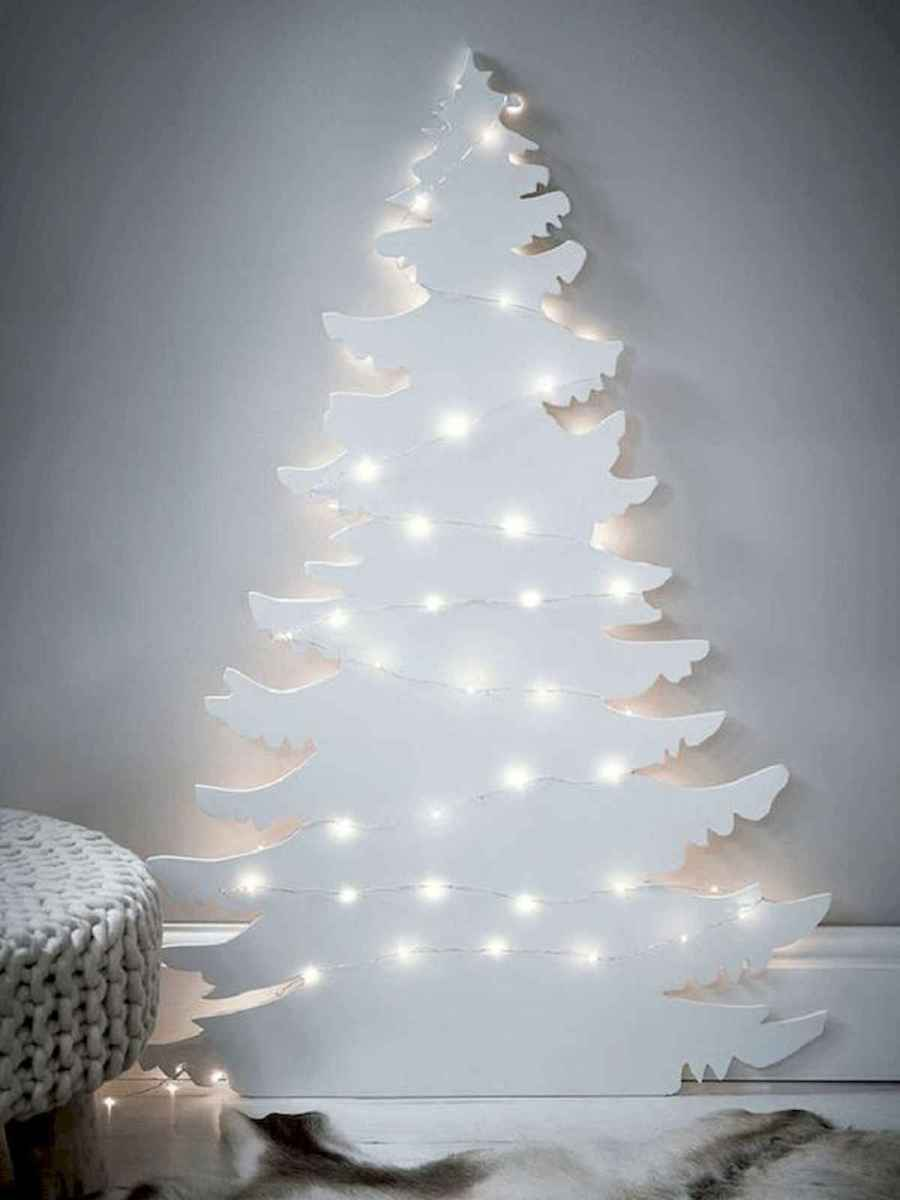 70 Best Christmas Lights Apartment Decorating Ideas And Makeover (26)