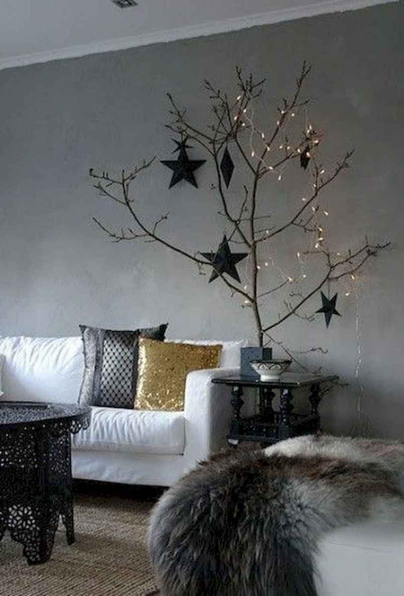 70 Best Christmas Lights Apartment Decorating Ideas And Makeover (36)