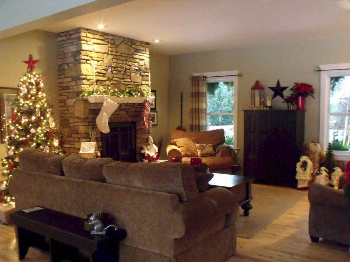 70 Best Christmas Lights Apartment Decorating Ideas And Makeover (44)