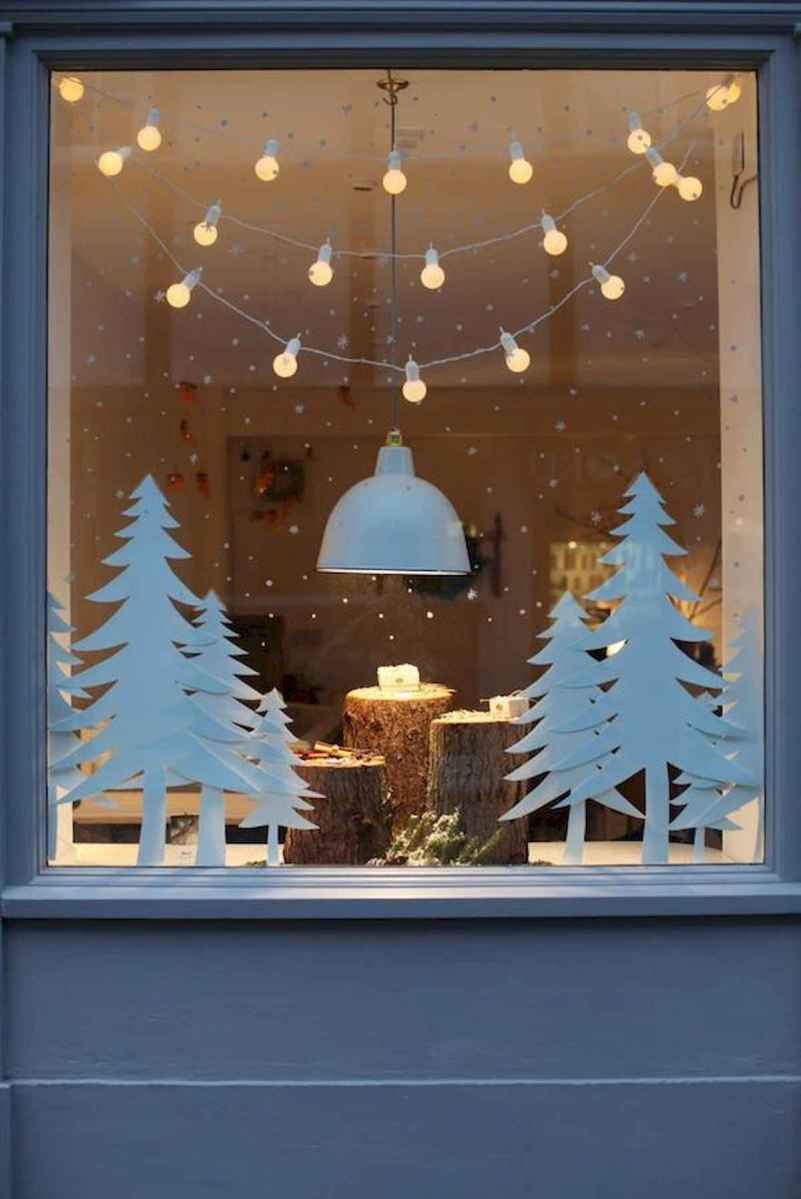 70 Best Christmas Lights Apartment Decorating Ideas And Makeover (50)