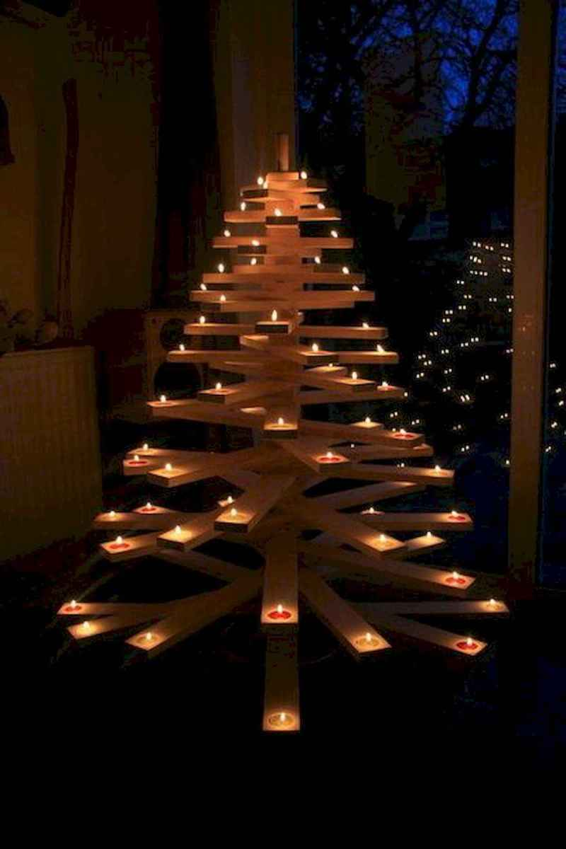 70 Best Christmas Lights Apartment Decorating Ideas And Makeover (62)