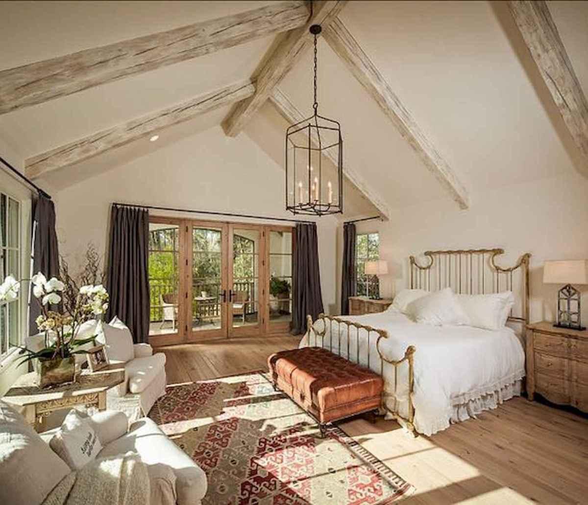 120 Awesome Farmhouse Master Bedroom Decor Ideas (26)