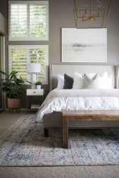 120 Awesome Farmhouse Master Bedroom Decor Ideas (43)