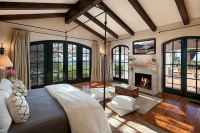 120 Awesome Farmhouse Master Bedroom Decor Ideas (49)