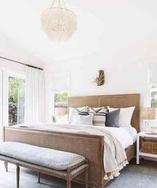 120 Awesome Farmhouse Master Bedroom Decor Ideas (57)