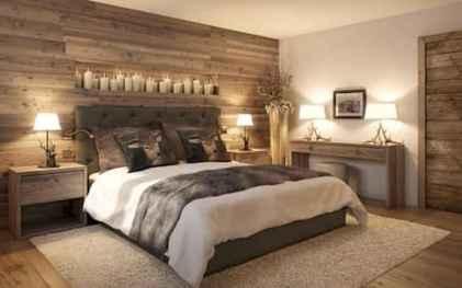 120 Awesome Farmhouse Master Bedroom Decor Ideas (59)