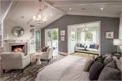 120 Awesome Farmhouse Master Bedroom Decor Ideas (71)