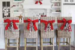 20 Elegant Christmas Kitchen Decor Ideas And Makeover (21)