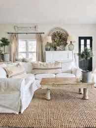 30 Stunning Farmhouse Living Room Decor Ideas (11)