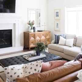 40 Best Modern Farmhouse Sofa Family Rooms Decor Ideas And Design (30)