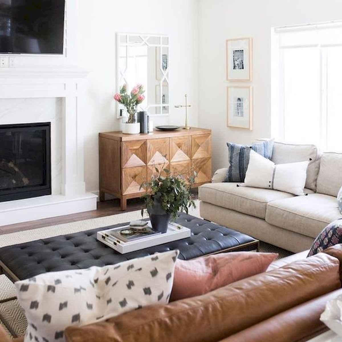 Merveilleux 40 Best Modern Farmhouse Sofa Family Rooms Decor Ideas And Design (30)