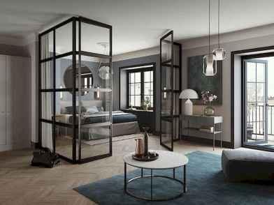 40 Rustic Studio Apartment Decor Ideas (15)