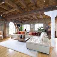 40 Rustic Studio Apartment Decor Ideas (18)