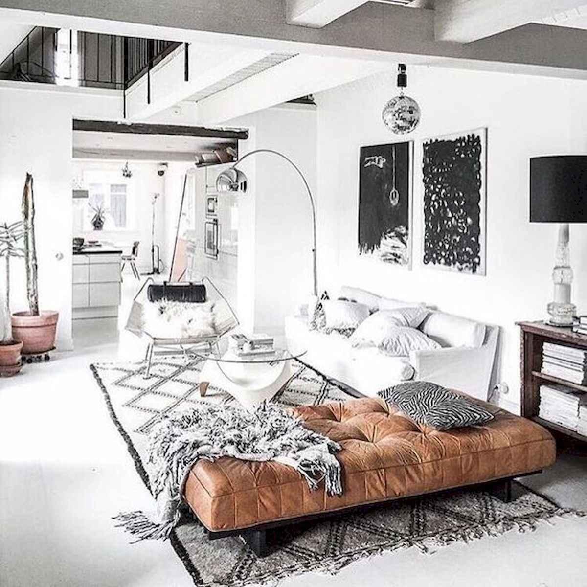 Apartment Decor: 40 Rustic Studio Apartment Decor Ideas