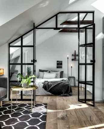 40 Rustic Studio Apartment Decor Ideas (30)