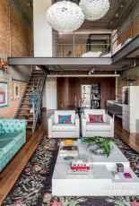 40 Rustic Studio Apartment Decor Ideas (6)