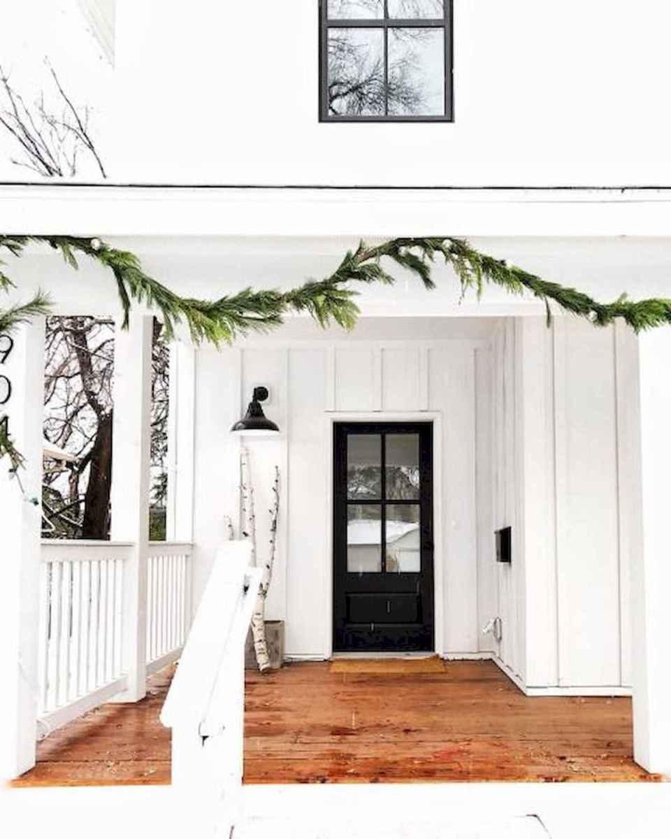 70 Best Modern Farmhouse Front Door Entrance Design Ideas (43)
