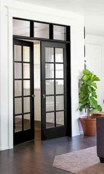 70 Best Modern Farmhouse Front Door Entrance Design Ideas (46)