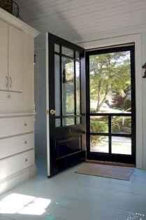 70 Best Modern Farmhouse Front Door Entrance Design Ideas (5)