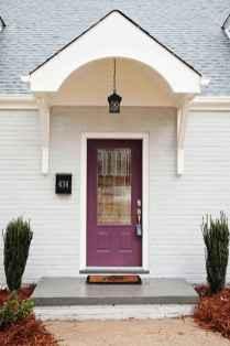 70 Best Modern Farmhouse Front Door Entrance Design Ideas (6)