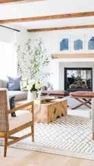 70 Elegant Modern Farmhouse Living Room Decor Ideas And Makeover (11)