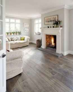 70 Elegant Modern Farmhouse Living Room Decor Ideas And Makeover (25)