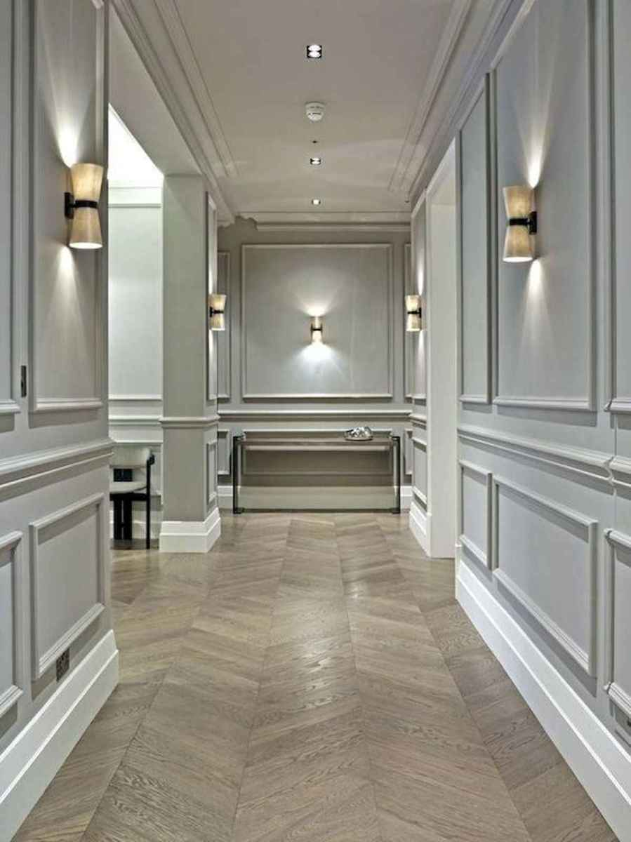 15 Bathroom Wall Decor Ideas: 70 Farmhouse Wall Paneling Design Ideas For Living Room