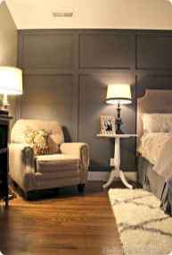 70 Farmhouse Wall Paneling Design Ideas For Living Room, Bathroom, Kitchen And Bedroom (6)