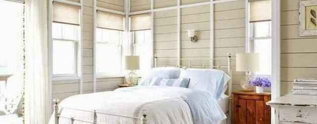 70 Farmhouse Wall Paneling Design Ideas For Living Room, Bathroom, Kitchen And Bedroom (67)