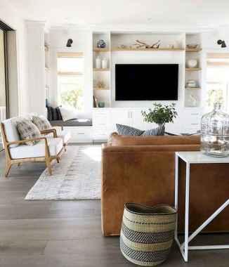80 Elegant Furniture For Modern Farmhouse Living Room Decor Ideas (33)