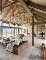 80 Elegant Furniture For Modern Farmhouse Living Room Decor Ideas (39)