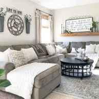 80 Elegant Furniture For Modern Farmhouse Living Room Decor Ideas (52)