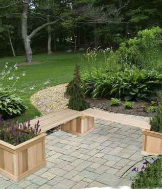 23 Awesome Built In Planter Ideas to Upgrade Your Outdoor Space (15)