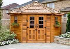 25 Awesome Unique Small Storage Shed Ideas for your Garden (13)
