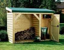 25 Awesome Unique Small Storage Shed Ideas for your Garden (23)