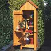 25 Awesome Unique Small Storage Shed Ideas for your Garden (24)