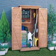 25 Awesome Unique Small Storage Shed Ideas for your Garden (6)