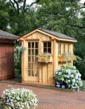 25 Awesome Unique Small Storage Shed Ideas for your Garden (7)