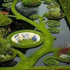 25 Creative Sunken Sitting Areas For a Mesmerizing Backyard Landscape (13)