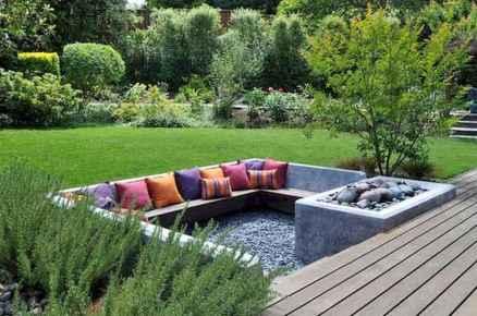 25 Creative Sunken Sitting Areas For a Mesmerizing Backyard Landscape (15)