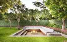 25 Creative Sunken Sitting Areas For a Mesmerizing Backyard Landscape (18)