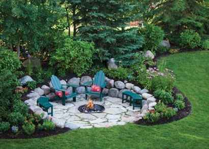 25 Creative Sunken Sitting Areas For a Mesmerizing Backyard Landscape (24)