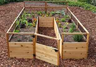 26 Creative Vegetable Garden Ideas And Decorations (13)