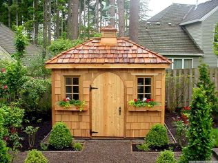 30 Garden Shed Organizations Ideas (5)