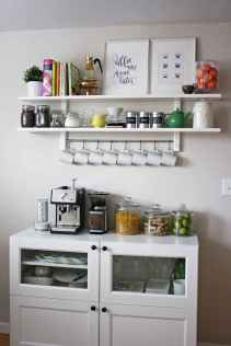 32 Awesome DIY Mini Coffee Bar Design Ideas For Your Home (24)